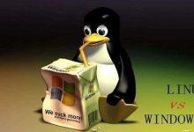 10年 Windows 与 Linux 程序员的区别-小宅猿